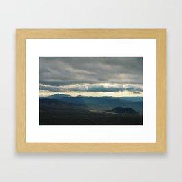 Joshua Sun Framed Art Print