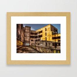 Tentypmes Framed Art Print
