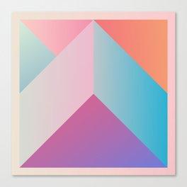 Ultra Geometric Canvas Print