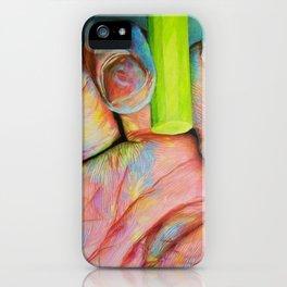 Create, Inspire, Captivate iPhone Case