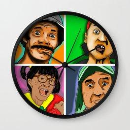 El Chavo Del Ocho Wall Clock