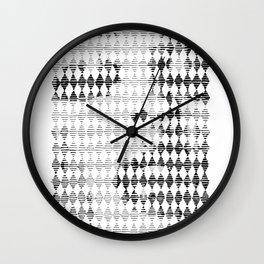 Moan Wall Clock