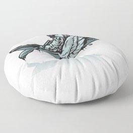 Navigate Oblivion Floor Pillow