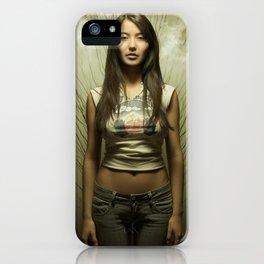 Tatiana iPhone Case