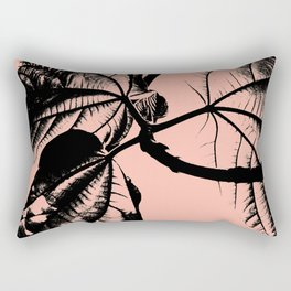 """At Wits End"" Rectangular Pillow"
