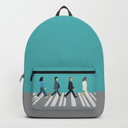 The tiny Abbey Road Backpack