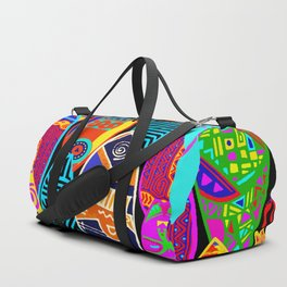 Hang Ten Surfboards Duffle Bag