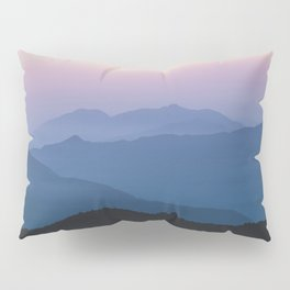 Sunset in the Annapurnas Pillow Sham