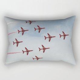 Pattern In The Sky Rectangular Pillow