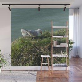 Sea Gulls Wall Mural