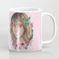 the legend of korra Mugs featuring Korra by Papa-Paparazzi