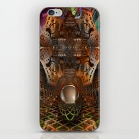 oz iPhone & iPod Skins featuring Oz by Robin Curtiss
