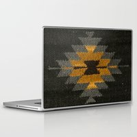 kilim Laptop & iPad Skins featuring wool kilim by Storm + Stress