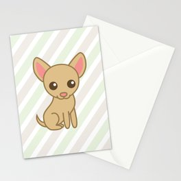 Pinky the Chihuahua  Stationery Cards