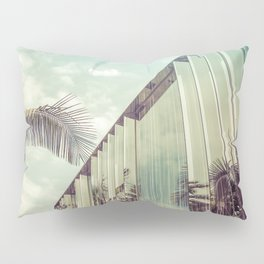 Beverly Hills - Palm Reflections IV Pillow Sham