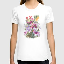 Grand Hotel Floral T-shirt