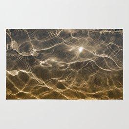 golden reflection 0341 undewater sand Rug