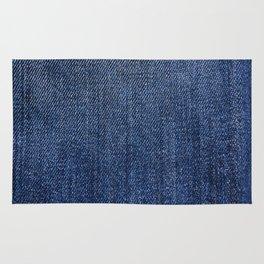 Jeans pattern Rug
