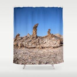 Vale Del Luna Shower Curtain