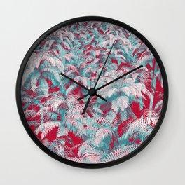 Jungle Cool Wall Clock