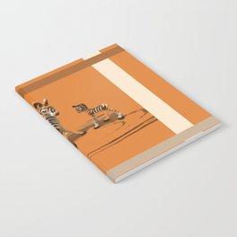 Butterscotch Stripes Notebook