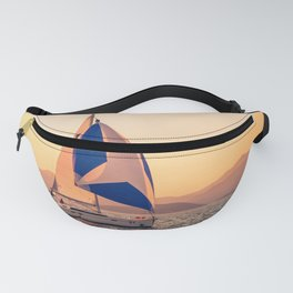 Yacht racing Fanny Pack