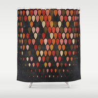 fall Shower Curtains featuring Fall by Last Call