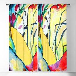 Wassily Kandinsky Improvisation X Blackout Curtain