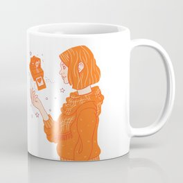 Selfie Love Coffee Mug