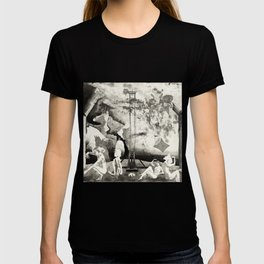 Precipice: The End of Culture T-shirt