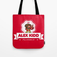 Alex Kidd Tote Bag