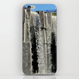 The Inner City Waterfall iPhone Skin