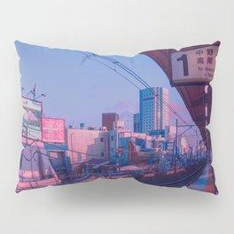 5 AM in Tokyo Pillow Sham
