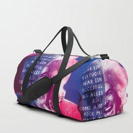 Rock Me Amadeus Duffle Bag