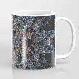 Purple Black Lime Design Coffee Mug
