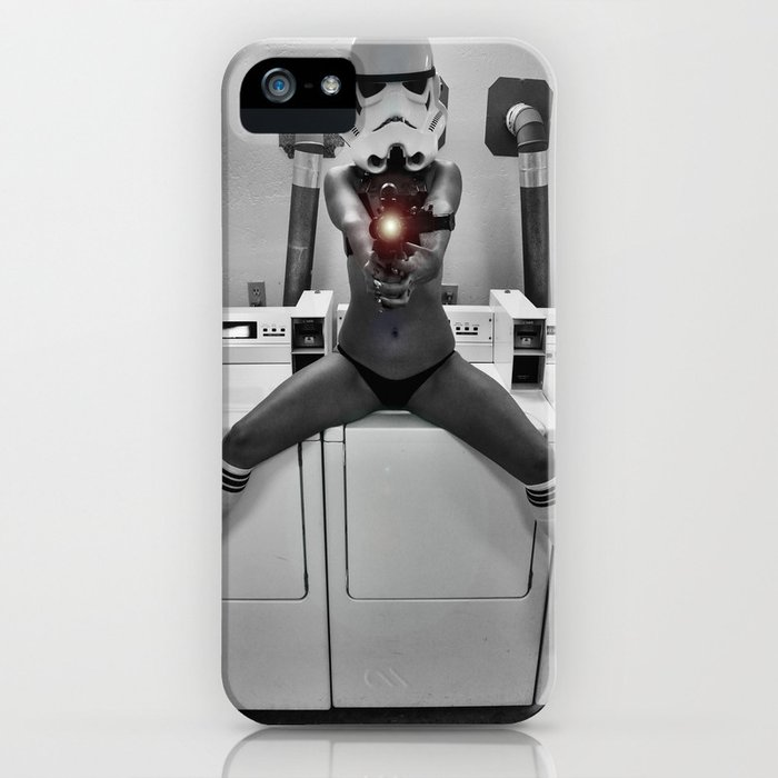 Make My Day iPhone Case