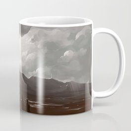 Told ya flip-flops were the wrong shoes for this quest Coffee Mug