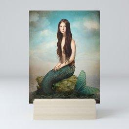 Deep Waters Mini Art Print