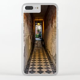 Charleston Clear iPhone Case