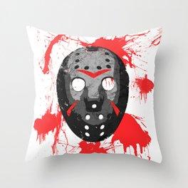 Horror Movie Throw Pillow