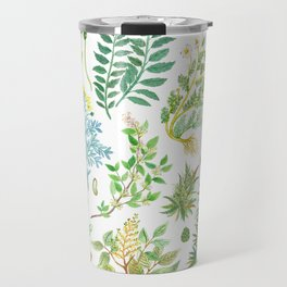 plantas medicinales Travel Mug