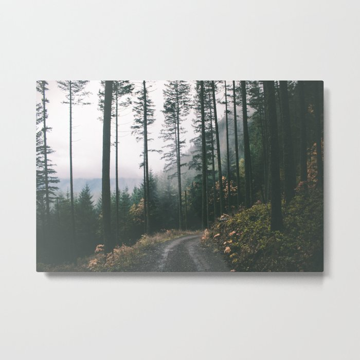 Drive IX Metal Print