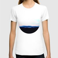 scotland T-shirts featuring Landscape, Scotland by seb mcnulty