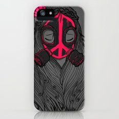 War and Peace (GREY) iPhone (5, 5s) Slim Case