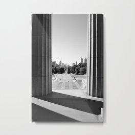 Melbourne monochrome xxvii Metal Print