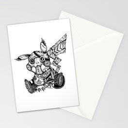 Steampunkachu Stationery Cards