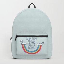 Upside Frown Backpack