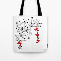 the Monkeys Tote Bag