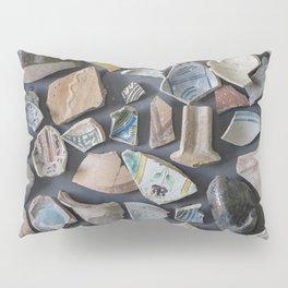Pottery display Pillow Sham