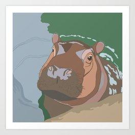 'Lil Fiona Art Print